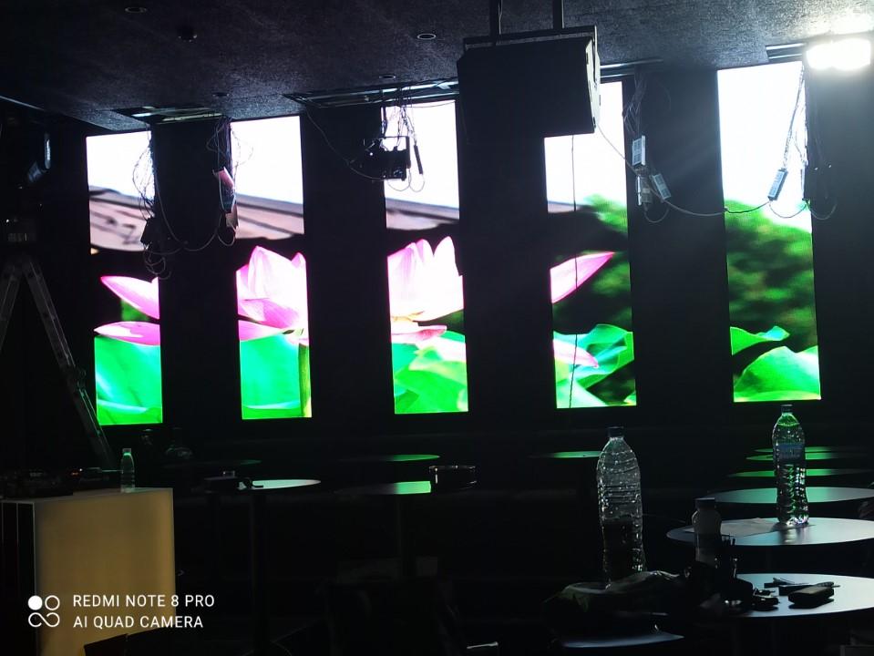 Flash CLub LED екрани